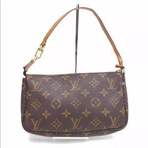 Authentic Louis Vuitton Pochette Accessories
